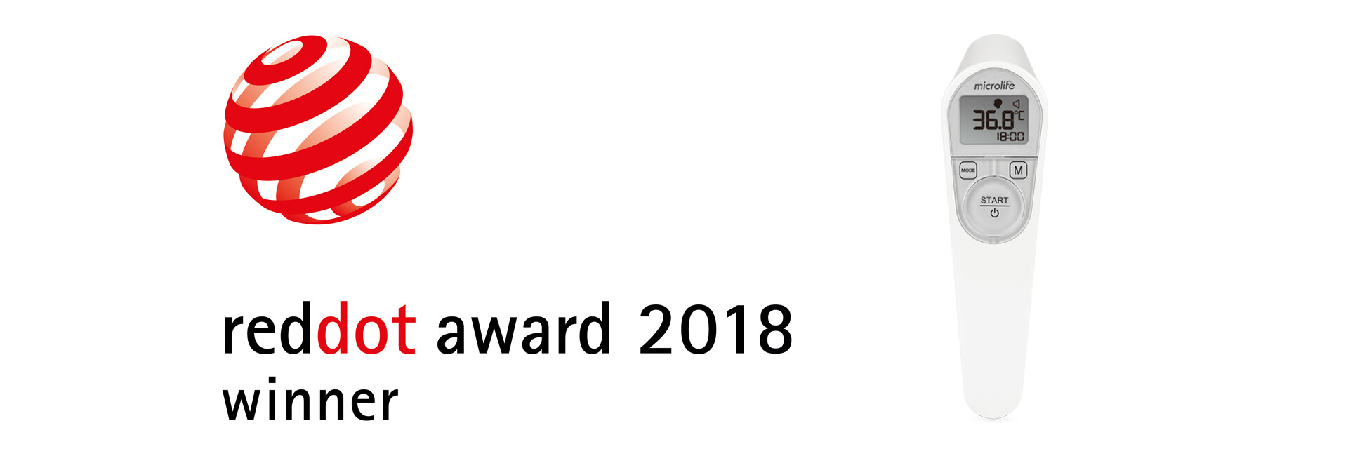 Red Dot Design Award 2018 - NC 200