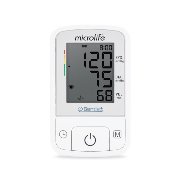 Microlife BP A2 Basic front